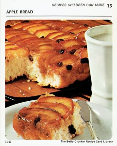 Apple Bread 1