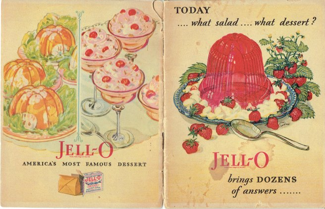 Jello brings dozens of answers