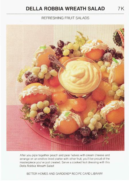 Della Robbia Wreath Salad 2