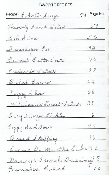 Kmart Klassics - Favorite Recipes